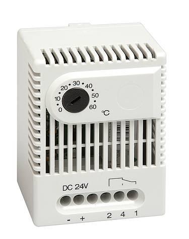 Elektronischer Thermostat ET 011 (0 bis +60 °C) DC 24 V (DC 20-28 V)