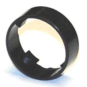 Frontrahmen für Schlüssel- und Drehschalter D=18mm