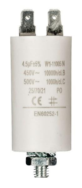 Betriebskondensator 4,5µF 450V