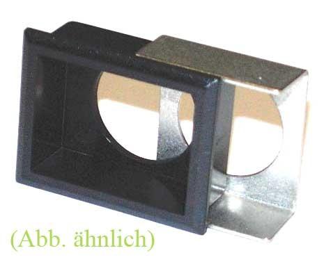 Adapter-Set, 24x24mm, IP40, für Tasten 18x18mm
