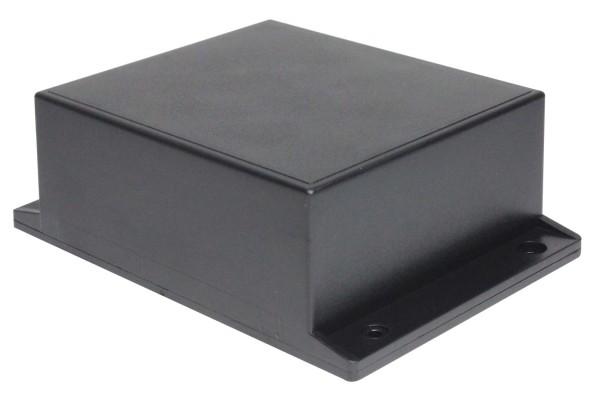 Modul-Gehäuse 79x66x31mm, Kunststoff, schwarz, 1Stk.