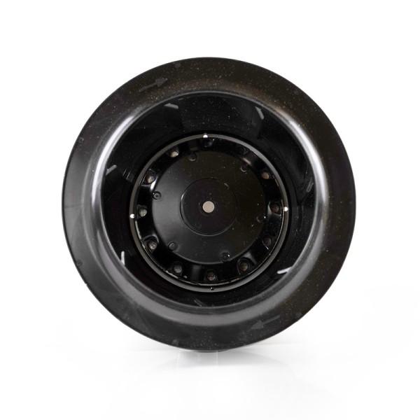 Rückwärtsgekrümmter AC Lüfter 230V AC Ø132,6x91,5mm Kugellager 2780U/min