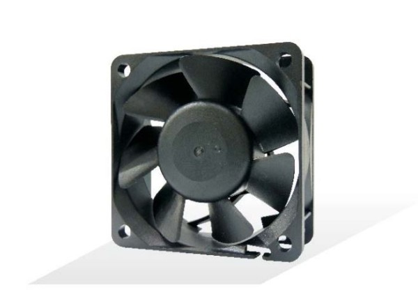 Lüfter Axial 60x60x25mm 12V DC 3500 U/min + PWM cable