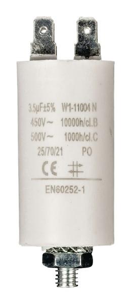 Betriebskondensator 3,5µF 450V