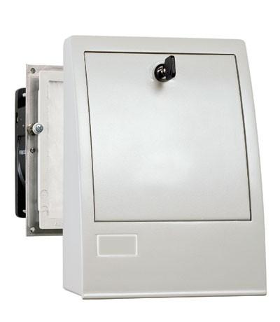Outdoor-Filterlüfter Serie FF 018, AC 230 V, 50 Hz, 20 m³/h, 125 x 125 mm