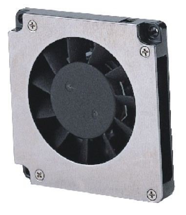 Blower, 12V DC,  45x45x7mm, High speed, Kugellager, one outlet