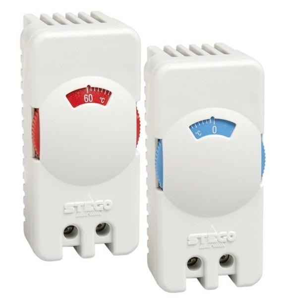 +32 - +140 °F Klein-Thermostat STS 011 Schließer 01116.9-00