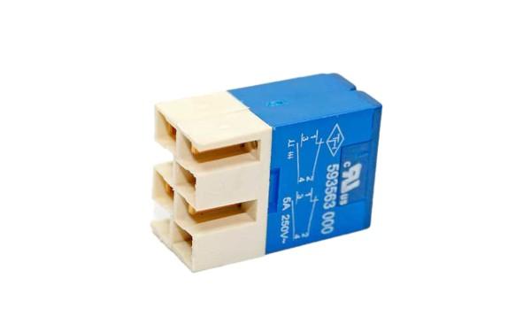 Drucktaster-Kontaktblock, 2 S/2 Ö, zur Verwendung mit TK2 Drucktaste, TP2 Drucktaste, TR2