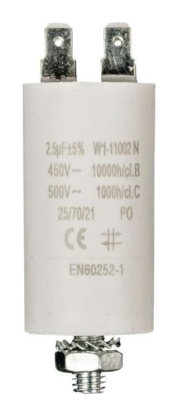 Betriebskondensator 2,5µF 450V