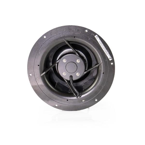 Rückwärtsgekrümmter AC Lüfter 230V AC Ø259x130,9mm Kugellager 2600U/min