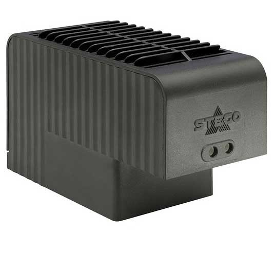 Kompaktes Hochleistungs-Heizgebläse CS 032 AC 230 V, 1000 W mit Clipbefestigung