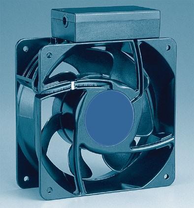 Lüfter Axial 115V AC 160x160x62mm 377,4m3/h 52dB(A)