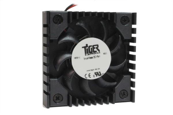 Chip Cooler 12V DC 45x45x10mm Kugellager 4800U/min