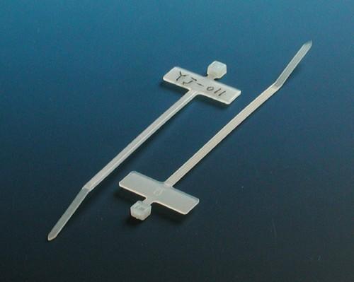 Kabelbinder mit Beschriftungsfläche 196mm 100 Stück