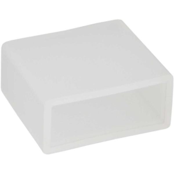 Staubschutz, für USB A Stecker, weiß, 50er Pack
