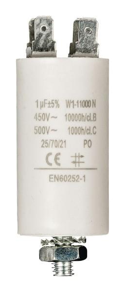 Betriebskondensator 1,0µF 450V