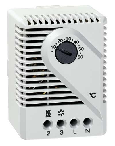 Mechanischer Thermostat FZK 011 Wechsler AC 230 V, +40 - +140 °F
