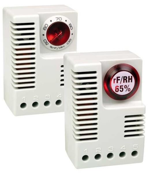 Elektronischer Hygrostat EFR 012, 230V AC, 65% RH Fix Pre-Set