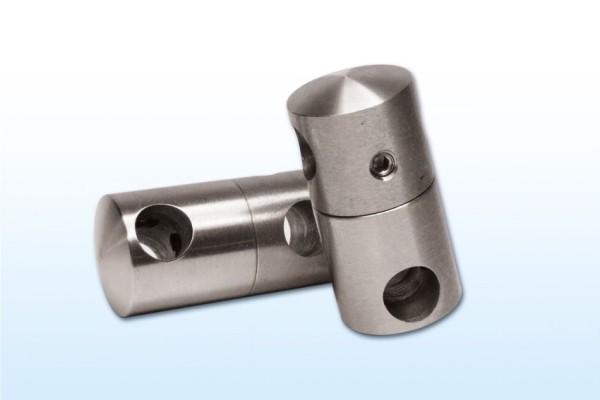 Kreuzverbinder für 10mm Rundmaterial
