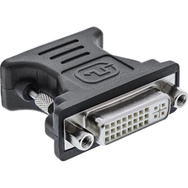 DVI-A Adapter, Analog 24+5 Buchse auf 15pol HD Stecker (VGA)