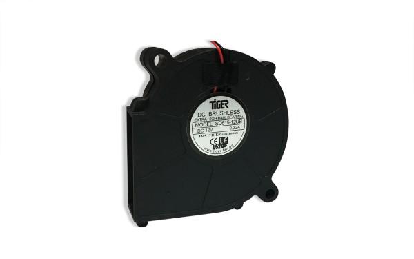 Radial Lüfter 60x15mm 12V DC 5000U/min