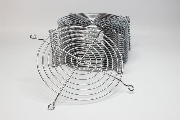 400 Metall Schutzgitter 120x120mm metal fan guard Lüftergitter