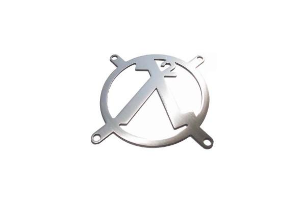 Lüftergitter Laser Cut Half-Life² 120x120mm