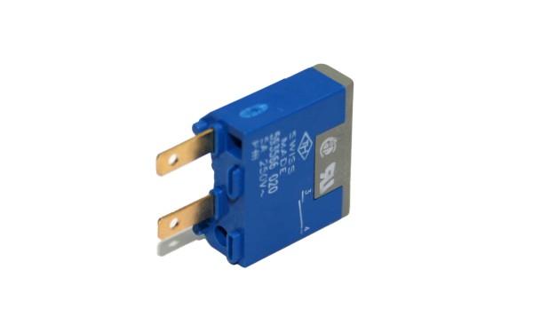 TH25 Kontaktelement 1S GOLD Stecker nicht isoliert