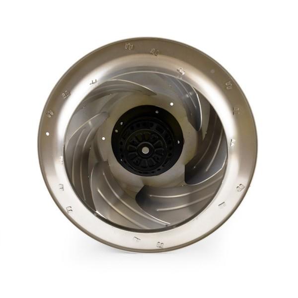 Rückwärtsgekrümmter AC Lüfter Ø360x167,3mm 230V AC Kugellager 1400U/min