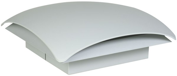 Dach-Filterlüfter RFP 018, 230V AC, 50Hz, 300/400m³/h, 68W, 55dB(A)