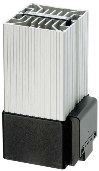 Kompakt-Heizgebläse Serie HGL 046 AC 230 V, 400W, schwarz eloxiert VDE