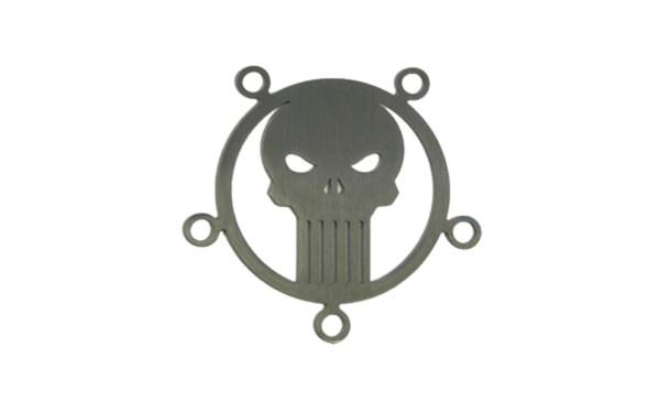Aquatube Ausgleichsbehälter Abdeckung - Design Punisher