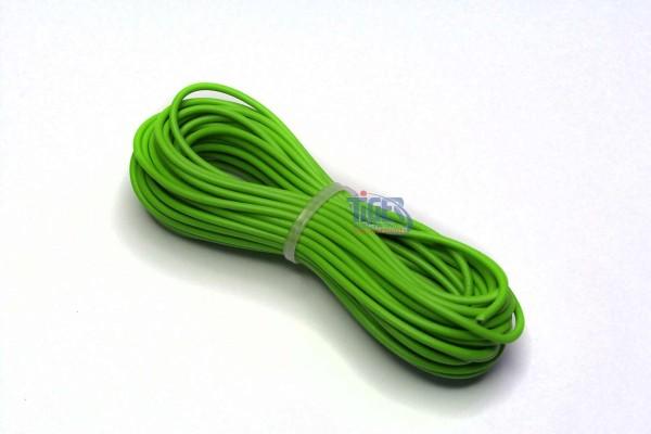 Drahtlitze 1x0,5mm², grün, Rolle m. 10m, H05V-K