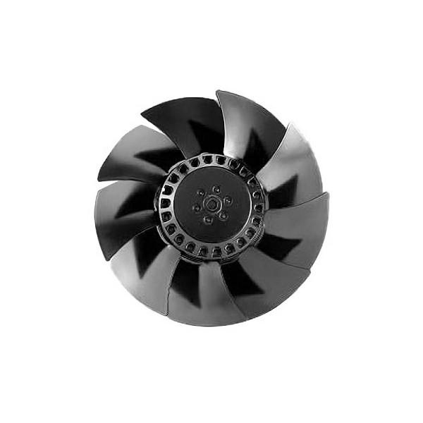 Lüfter Axial 230V AC Ø197x62,5mm Kugellager 2800U/min