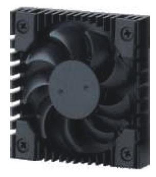 Chip Cooler 12V DC 50x50x8mm 5500U/min