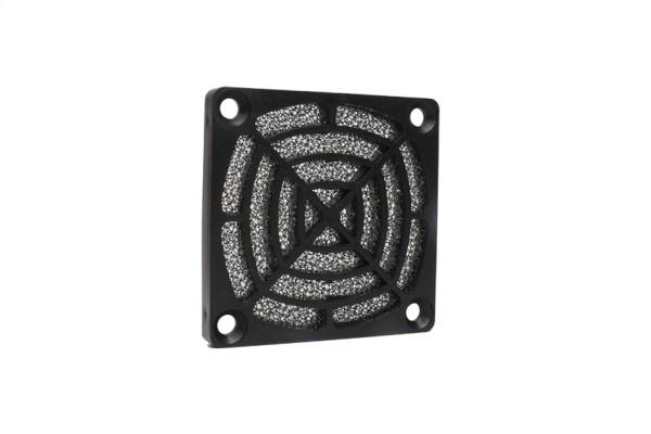 Filter-Kit für Lüfter 60x60mm Kunststoff schwarz