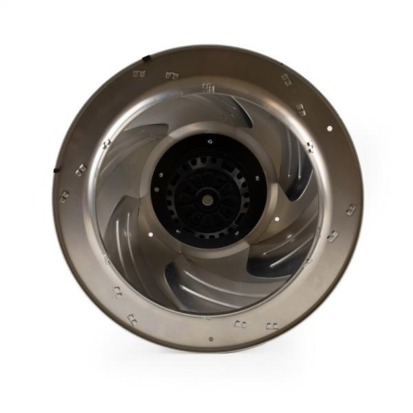 Rückwärtsgekrümmter AC Lüfter 230V AC Ø318x154,5mm Kugellager 1390U/min