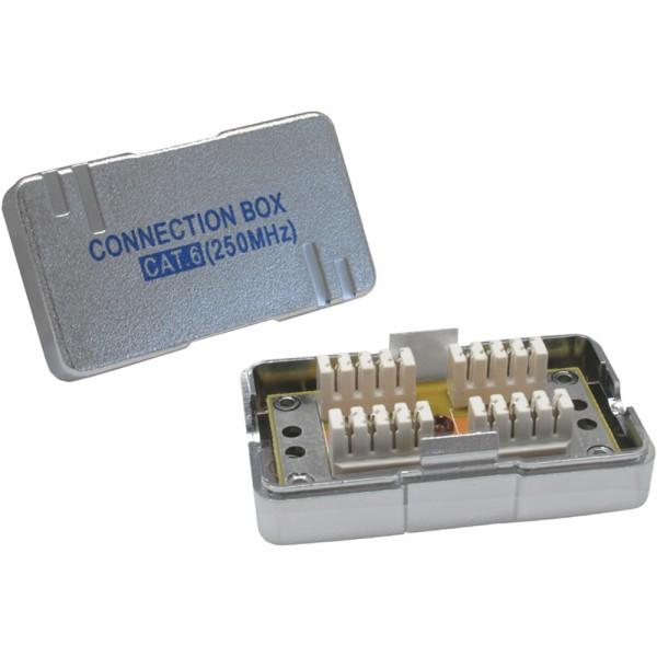 Verbindungsmodul Cat.6, mit LSA-Technik, geschirmt, bulk