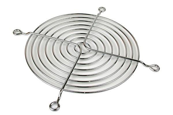Metall-Schutzgitter für Lüfter, 127x127mm