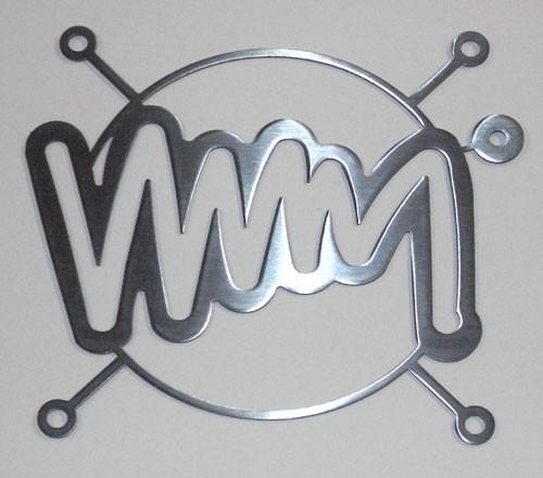 Lüftergitter Laser Cut Wama 120x120mm
