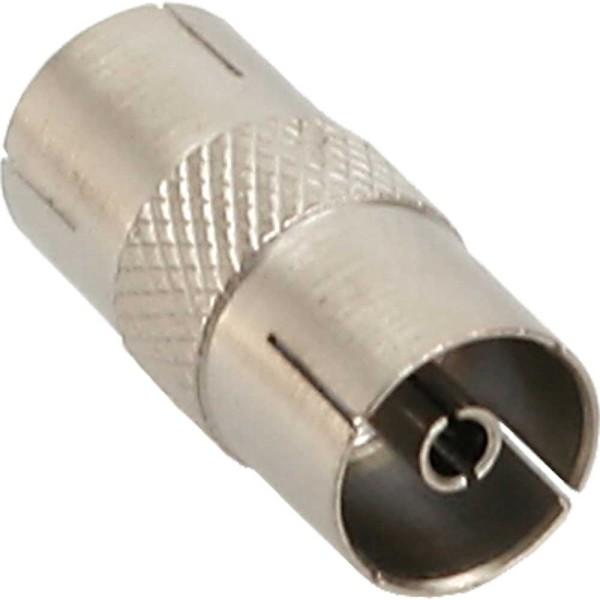 Antenne Koaxial Verbinder Stecker / Buchse, Metall