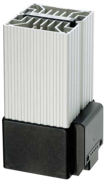 Kompakt-Heizgebläse Serie HGL 046 AC 230 V, 250W, schwarz eloxiert VDE
