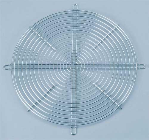 Metall-Schutzgitter für Lüfter, Ø = 295mm