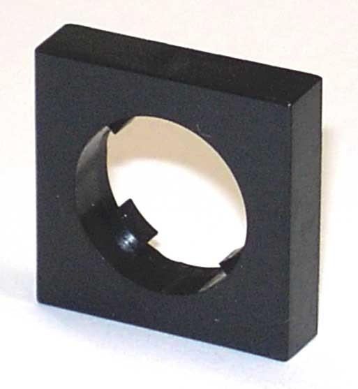 Frontrahmen für Schlüssel- und Drehschalter