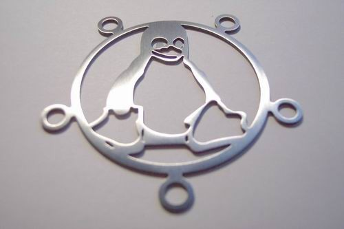 Aquatube Ausgleichsbehälter Abdeckung - Design Pinguin