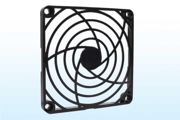 Kunststoff-Schutzgitter für Lüfter, 80x80mm