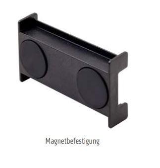 Tigofix Gerätehalterung für Magnetbefestigung, 5 Stück - Packung